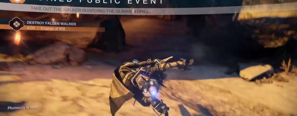 Destiny: So zocken Speedrunner das Game! Mit heftigen Sparrow-Skills