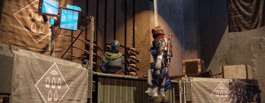 Destiny: Waffentag heute – Das Angebot von Banshee-44 am 9.11.