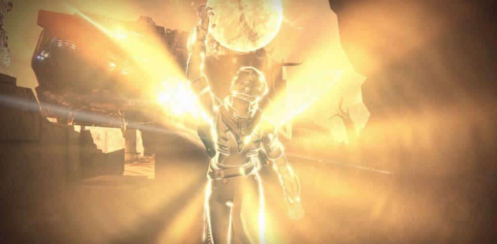destiny warlock sonnensaenger