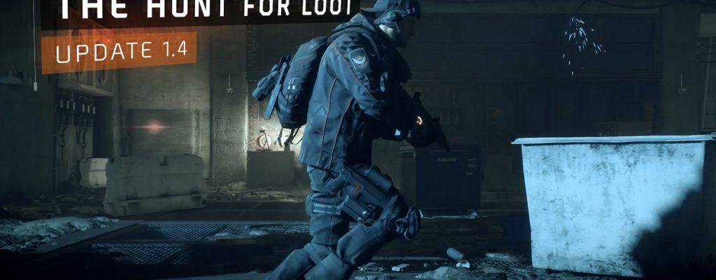 The Division: Gear-Sets für alle! Die Jagd nach Loot mit Update 1.4