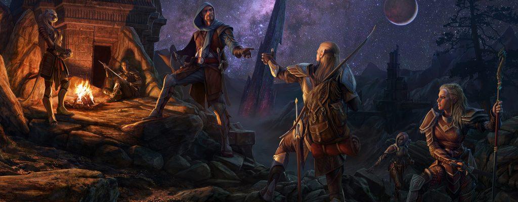 The Elder Scrolls Online: One Tamriel ist live, mehr Freiheiten für die Spieler!