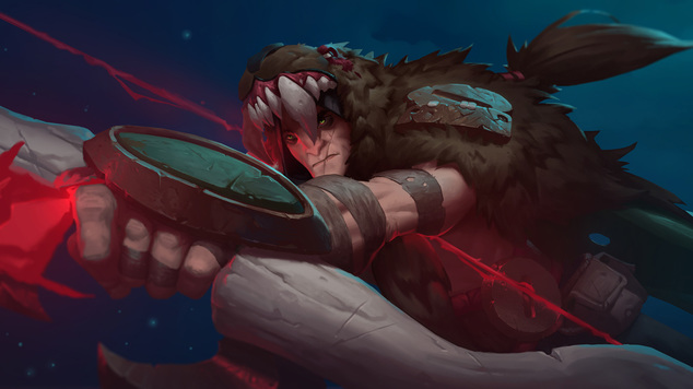 Battlerite: Jumong der Jägersmann wird neuer Held