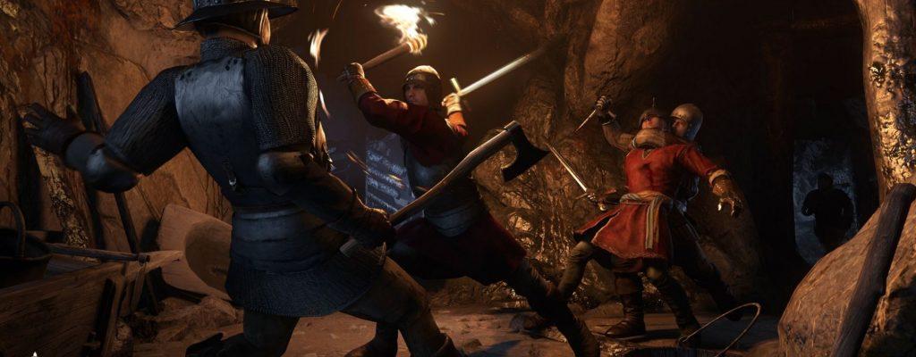 Kingdom Come Deliverance: Keine Hitpoint-Steigerung – Würde das auch in einem MMORPG funktionieren?