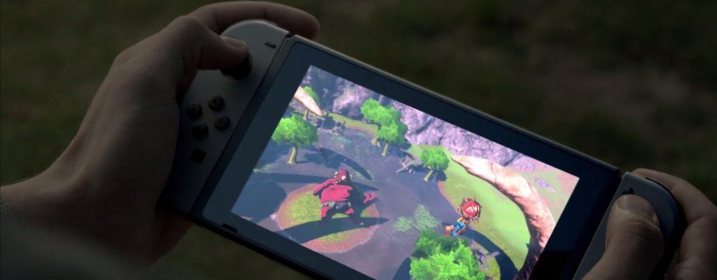 Nintendo Switch: Könnten MMORPGs ihren Weg auf die neue Konsole finden?
