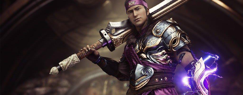 Paragon: Neuer Held Kwang enthüllt – Ein elektrisierender Geselle