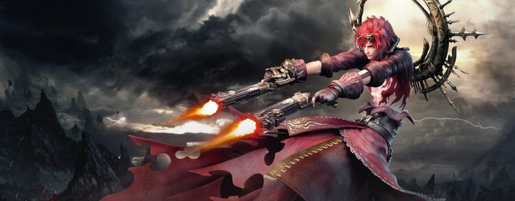 Revelation Online: Closed Beta startet noch im Oktober!