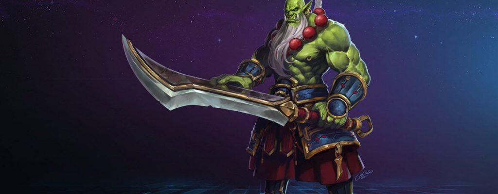 Heroes of the Storm: Klingenmeister-Orc Samuro aus Warcraft 3 angekündigt