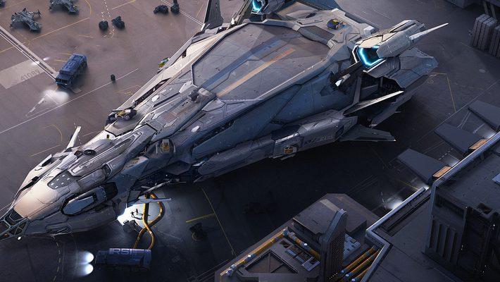 Star Citizen: Entwickler verteidigen Preis des 750-Dollar-Schiffs
