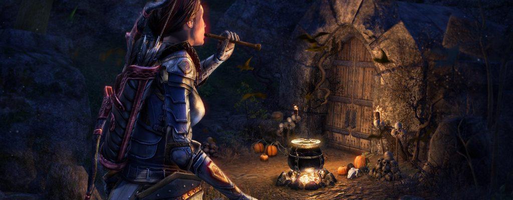 The Elder Scrolls Online: One Tamriel für PS4 und Xbox One erschienen