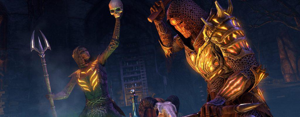 The Elder Scrolls Online: Wartungsarbeiten für PC am 24. April