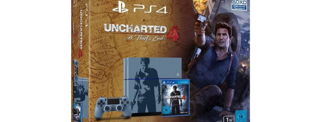 Amazon-Angebote am 8. Oktober: Playstation 4 1TB Uncharted Edition für 299€