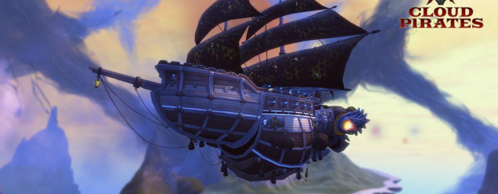 Cloud Pirates: Bock auf Beta? Gewinnt Keys zum Test des Luftschiffkampf-MMOs!