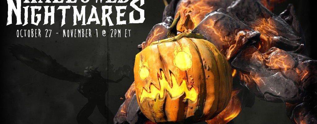 """Warframe: Taktische Halloween-Alarmierung """"Geweihte Alpträume"""" ist live"""