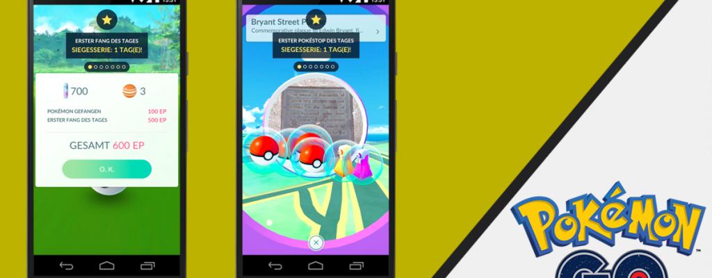 Pokémon GO: Tägliche Belohnungen bestätigt – EP und Sternenstaub!