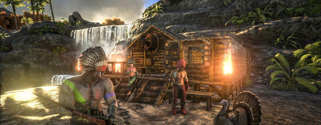 ARK Survival Evolved: Super-Turkey und neue Dinos im Update 252