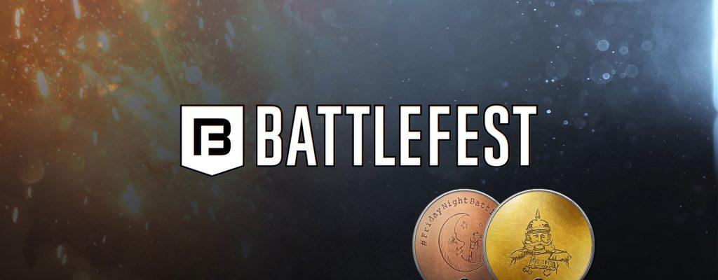 Battlefield 1: Battlefest Highlights – Waffenskins und Battlepacks