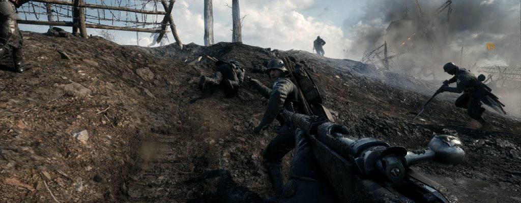 Battlefield 1: Noch intensiver – Spannendes Gameplay-Video ohne Interface