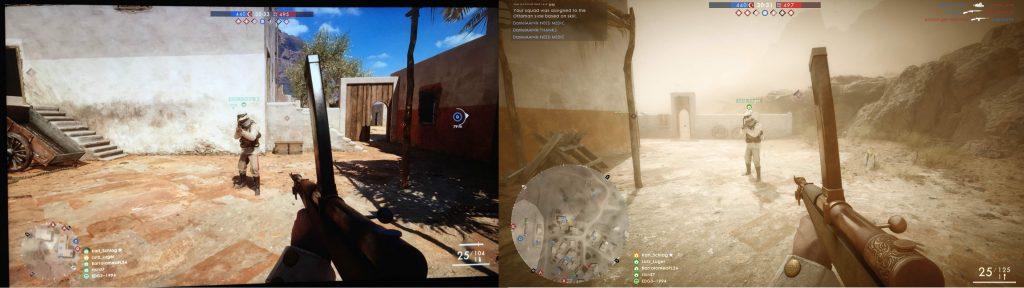Battlefield 1 Wetter Vergleich