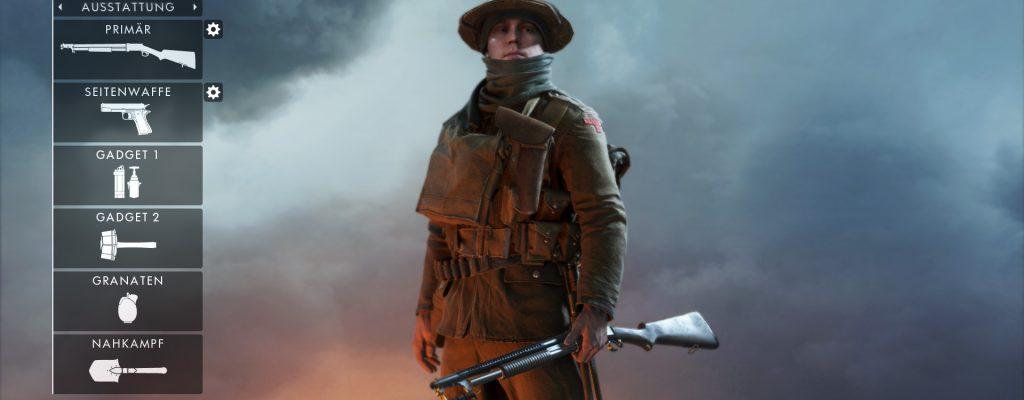 Battlefield 1 Guide: Sturmsoldat – Beste Waffen und Tipps für den Multiplayer