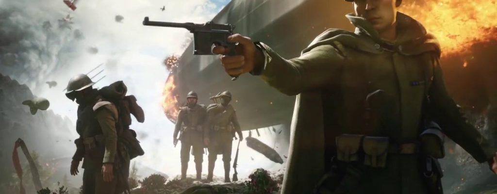 Battlefield 1: Fan-Video zeigt die andere Seite des Krieges
