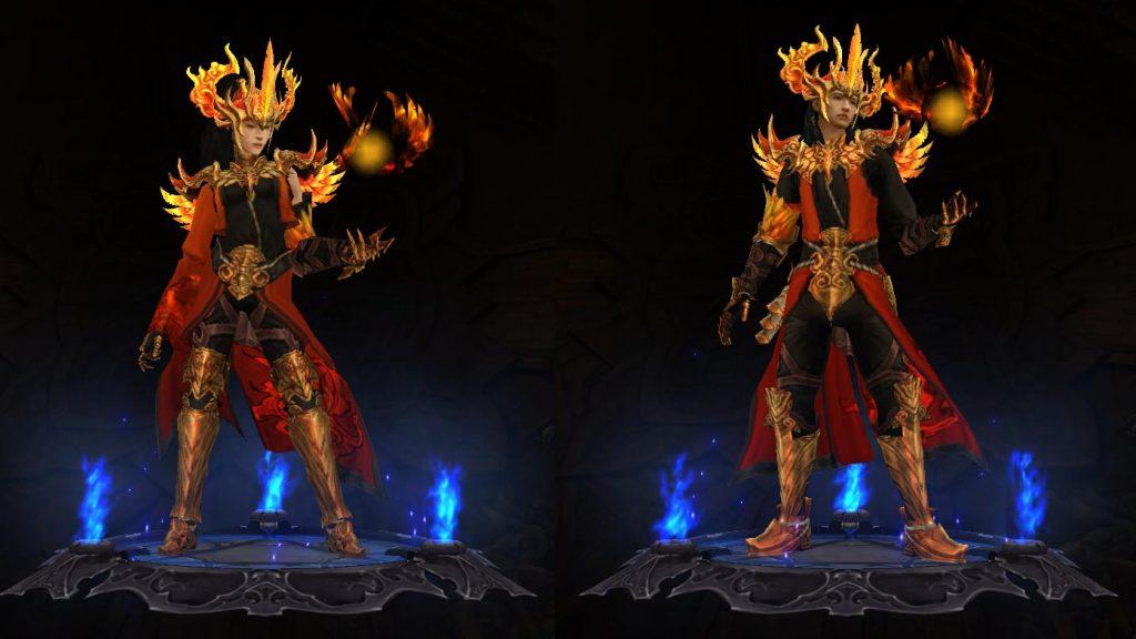 Diablo 3 Feuervogel