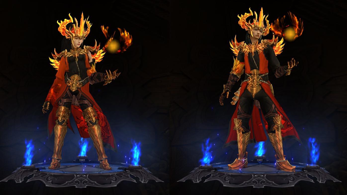 Diablo  Crusader Build Akkhan