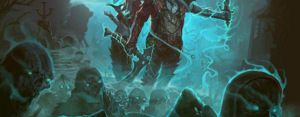 Diablo 3: Necromancer bestätigt – Skills im Video vorgestellt