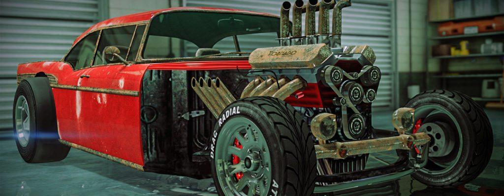 GTA 5 Online: Abgefahren – Der Rat Rod ist jetzt verfügbar!