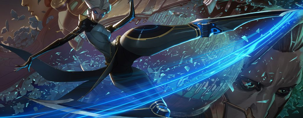 League of Legends: Neuer Champion Camille – Teaser!