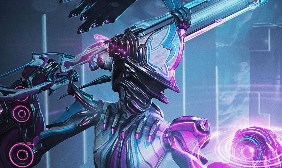 Octavia-Warframe