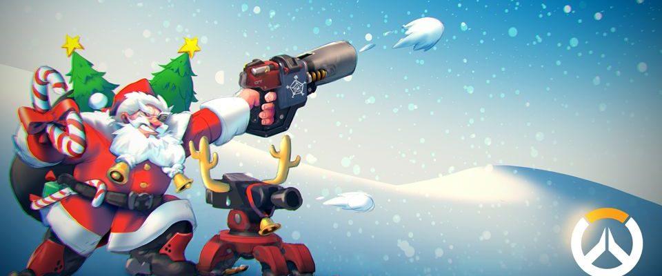 Overwatch: Weihnachtsevent angeteasert – nächste Woche geht es los!