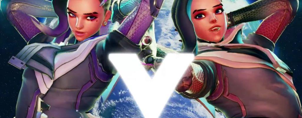 Overwatch: Sombra spielt nun auch in Street Fighter V mit