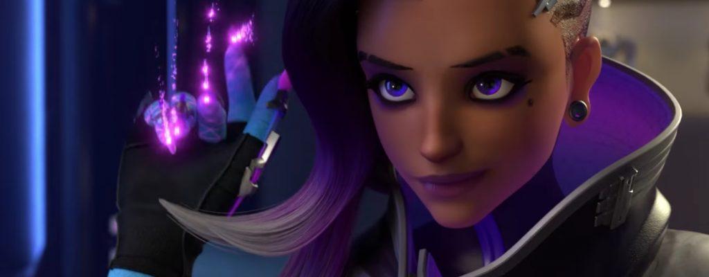 """Overwatch: Fan-Petition sorgt für """"Boop""""-Voiceline von Sombra"""