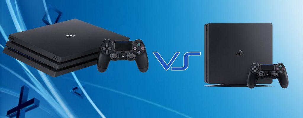 PS4 Pro oder PS4 Slim? Die Unterschiede im Detail – Für wen eignet sich welche Konsole?