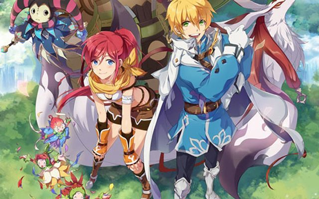 Peria Chronicles: Anime-MMO im Stil von Pokémon – Gameplay und Trailer