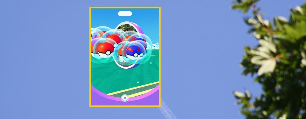 Pokémon GO: Bonus-Event für kurze Zeit – Mehr Pokémon und PokéBälle!
