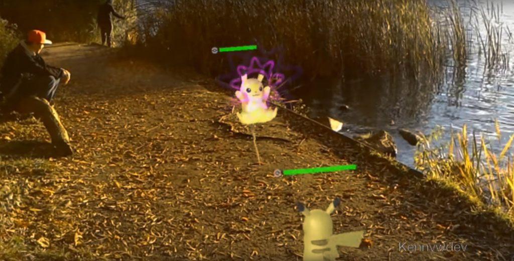 Pokemon GO Hololens Fanprojekt