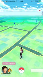 Pokémon GO Session Erfahrung