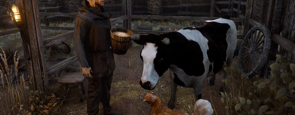 The Black Death: Die Welt erwacht zum Leben – Viehhüter und Schatzjäger