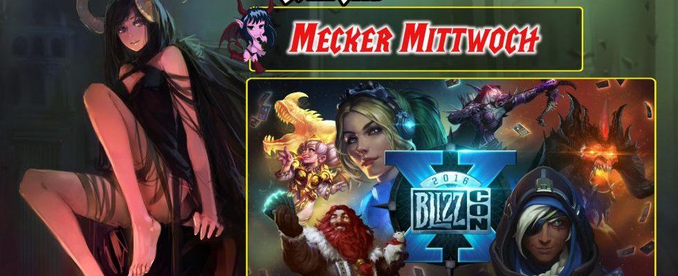 Mecker Mittwoch: Die Enttäuschungen der BlizzCon 2016