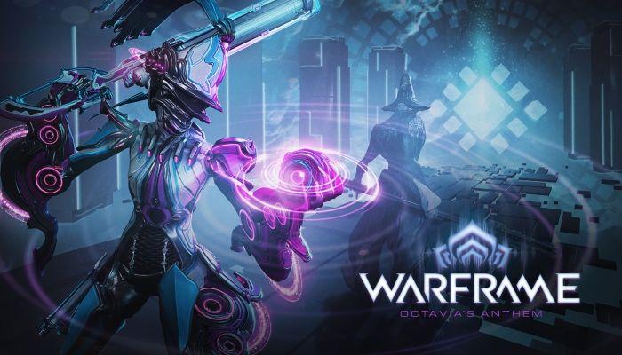 Warframe-Octavia