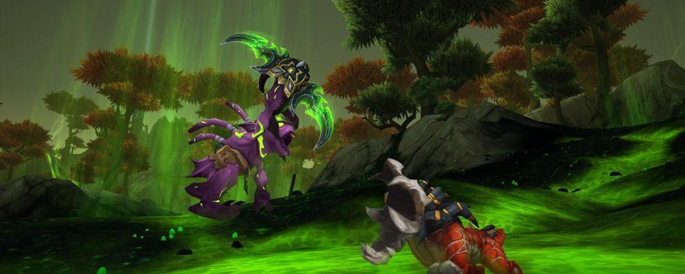 WoW: Legion – Bonusevent: Pets leveln wie von selbst