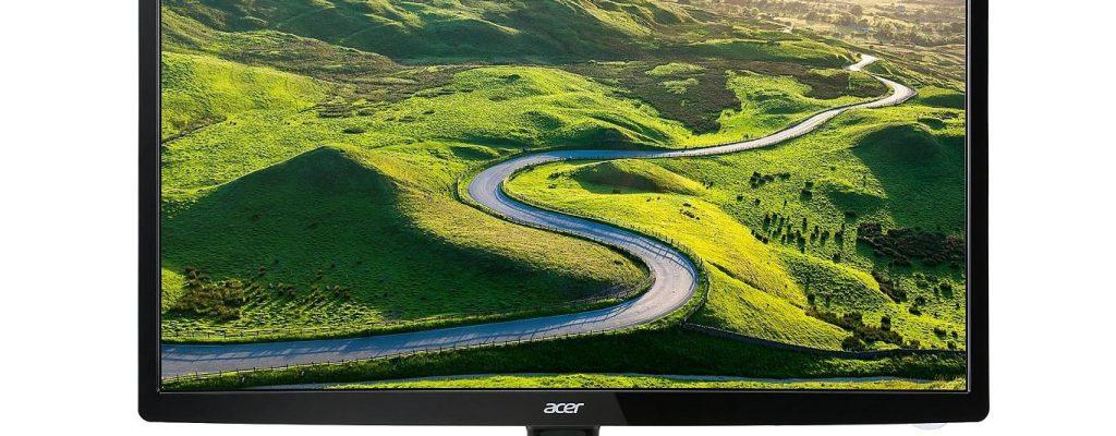 Amazon Blitzangebote am 15.11.: Gamer-Monitore mit 24 Zoll von Viewsonic und 27 Zoll von Acer