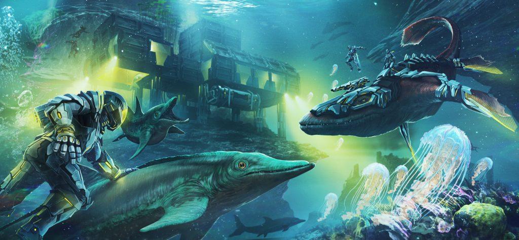 ark-unterwasserbasis