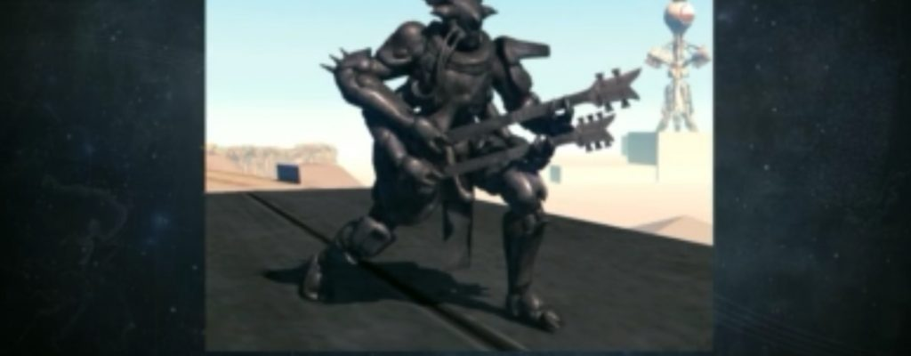 """Destiny: """"Ja, das ist ein Captain mit Gitarre!"""""""
