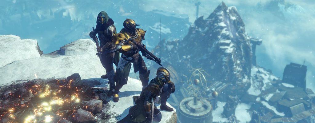 Destiny: Eisenbanner im November und Aksis als Raid-Herausforderung starten nächste Woche