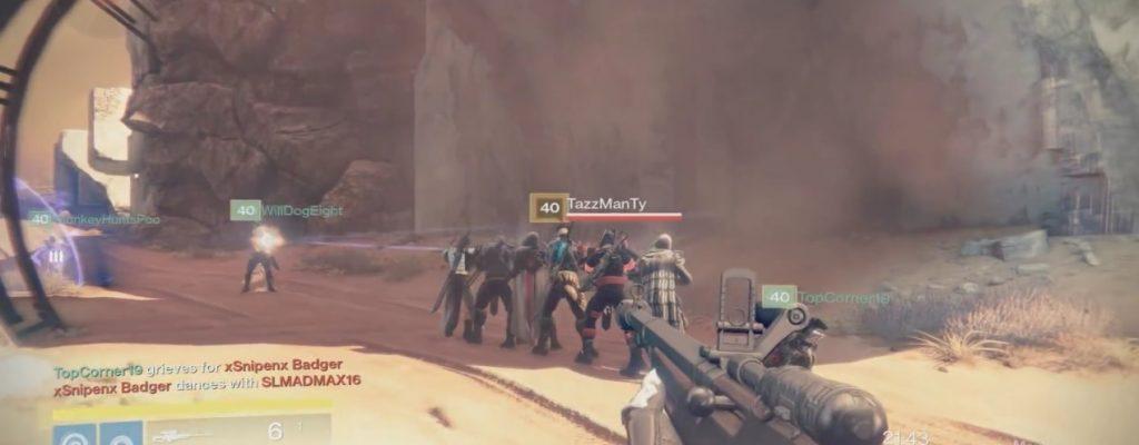 Destiny: Mythbusters – Wie viele Kills sind mit nur einer Sniper-Kugel möglich?