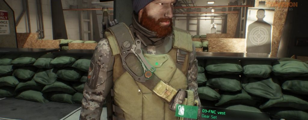 "The Division 1.5: D3-FNC – Das kann das ""Frontline""-Gear-Set"