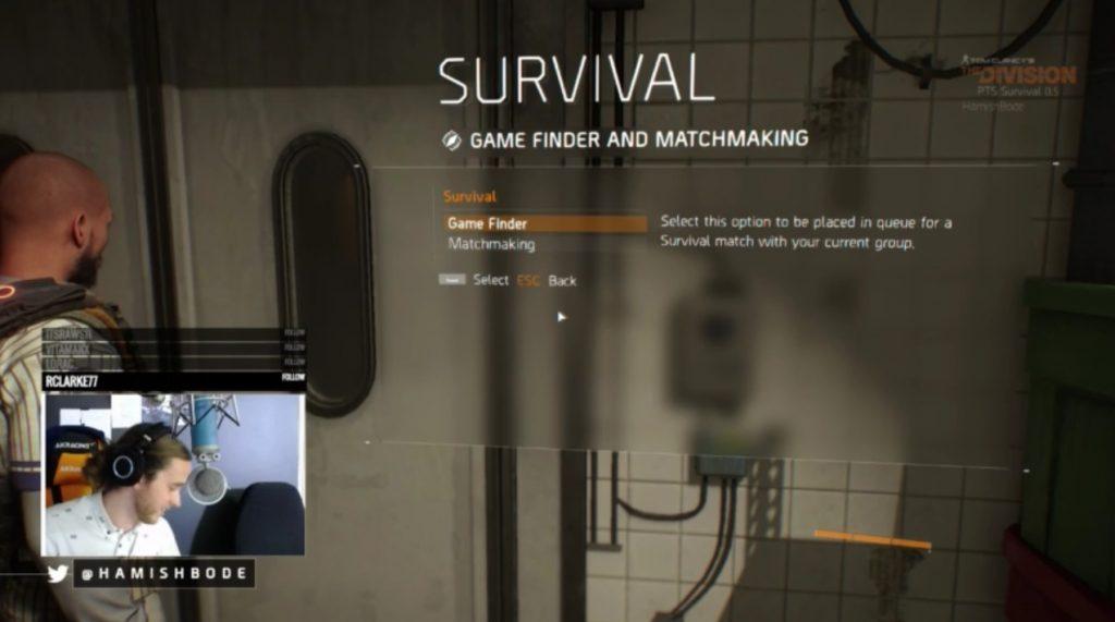 division-survival-start