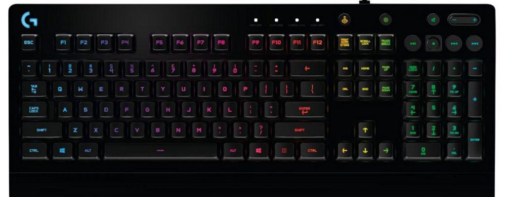 Amazon Blitzangebote am 8.11: Logitech Gaming-Tastatur, 5 TB USB-Festplatte und Curved Monitor